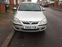 Vauxhall corsa 2005 1.2 SXI in good condition for sale