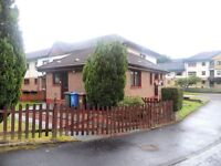 2 Bedroom Bungalow to rent - Pollok G53 5UH