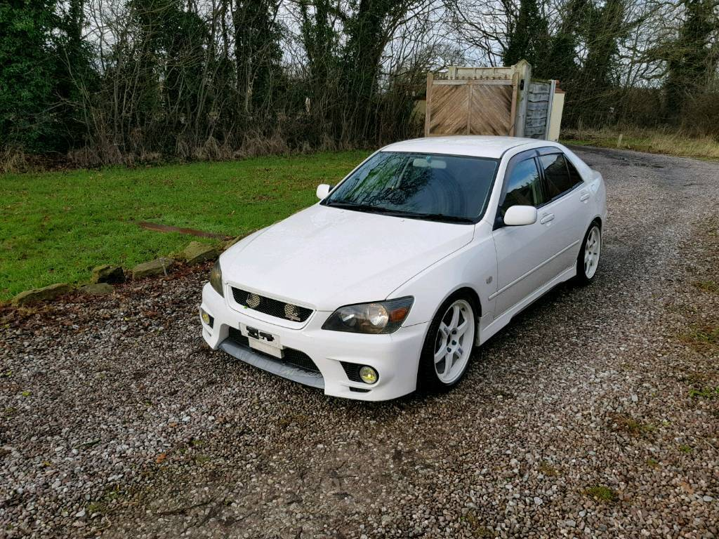 Toyota Altezza Very Clean Example Rare Jdm Car In Northwich Mini Cooper Fuse Box Clicking