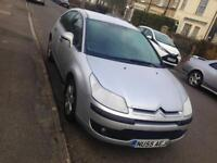 Citroen C4 SX Auto 1.6 PRICE LOWERED FROM £1000