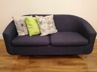 Sofas (Fashion and Stylish) with 6 cushions