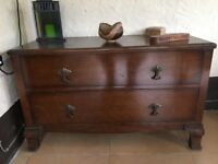 Vintage Chest of Drawers - ideal for upcycling