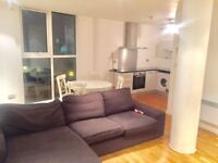 STYLISH 2 BED FLAT IN BETHNAL GREEN - NEXT TO CANAL - FURNISHED - IMMEDIATELY AVAILABLE