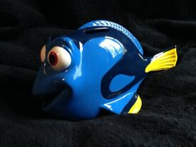 KID'S DORY PIGGY BANK FROM FINDING NEMO.