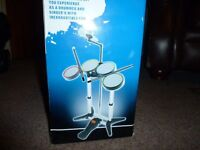 Crazy Drum-King Kit for PS3 and Wii