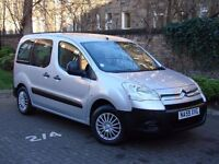 EXCELLENT EXAMPLE!!! 59 REG CITROEN BERLINGO MUTISPACE 1.6 i 16v VT ESTATE 5dr, LONG MOT, WARRANTY