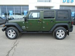 2007 Jeep Wrangler Unlimited X/Auto/2 Toits