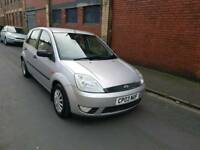 FORD FIESTA. 1.4 TDCI TURBO DIESEL. PX WELCOME