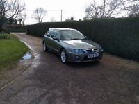 MG ZR 58k Miles, £1500 spent on it over past 2 years