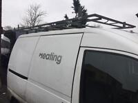 Citroen dispatch galvanised roof rack £90