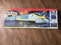 Hornby Electric Train Set Local freight 1085 & Eurostar