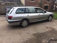 406 ESTATE DIESEL April 2018 mot