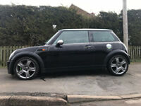 2005 Mini Cooper 1.6 - full mot - Paul Smith Signature