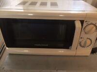 Kettle & microwave