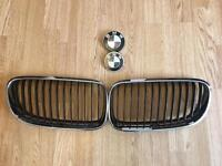 BMW E92/E93 facelift grills