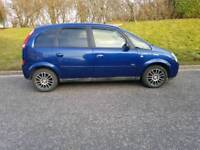 2005 Vauxhall Meriva**Design**1.4 LITRE ENGINE*CHEAP TO MAINTAIN**
