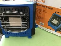 Kampa Hottie Portable Gas Heater with handle - excellent condition - only use twice