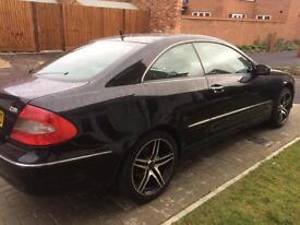 Mercedes CLK 220 CDI
