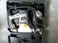 Hitachi rotary plus hammer drill unused