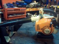 stihl blower bg85 just had new bearings etc clean ready for work