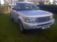 RANGE ROVER SPORT 2008 GREAT CONDITION
