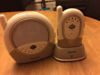 Philip Baby Monitor