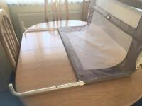 Lindh easy fit bed guard grey reduced 22/07