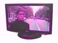 LG 37inch LCD TV free view , HDMI