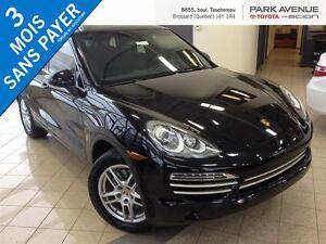 2014 Porsche Cayenne *NAVI*DIESEL*JAMAIS ACCIDENTE*