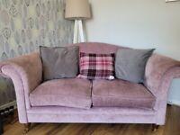 Beautiful 2 seater Laura Ashley sofa