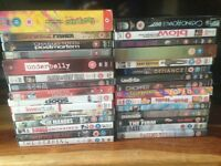 Various dvds £1 each or £20 for the lot