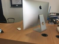 "iMac 27"" inch with Bluetooth mouse and keyboard"