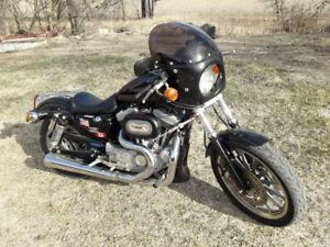 2001 sportster sport make offer!!