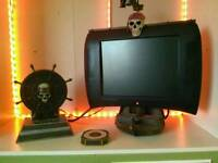 Pirates of caribbean tv & dvd player