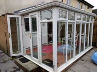 Conservatory for SALE £450 ono (buyer to dismantle and collect) Needs to be gone by 22nd October