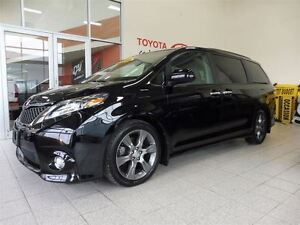 2015 Toyota Sienna * SE * 8 PASSAGERS * CUIR * MAGS * SIÈGES CHA