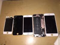 iPhone parts spare or repair