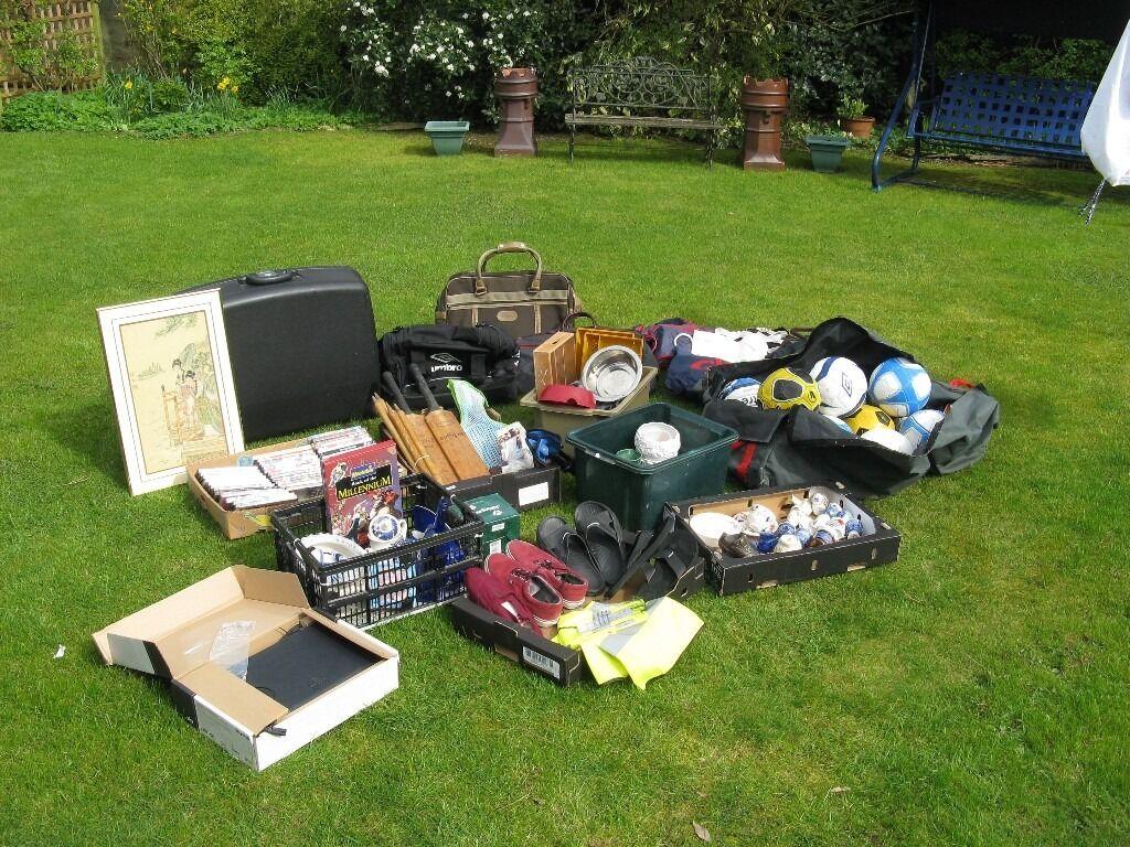 Large Amount Of Car Boot Items In Preston Lancashire
