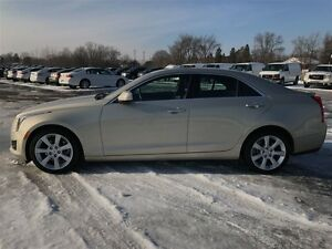 2014 Cadillac ATS 2.5L-Loaded - Leather & Moon