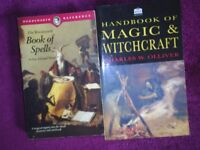 Magic - Spels & Witchcraft Books
