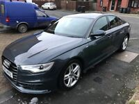 Audi A6 2013 with over £3k worth of extras!