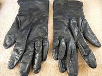 Ladies 100% Leather Gloves