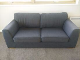 Grey DFS Sofa, 2.5 years old, excellent condition