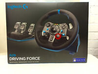 *BRAND NEW* Logitech Driving Force G29 Racing Steering Wheel & Pedals for PS3, PS4, PC