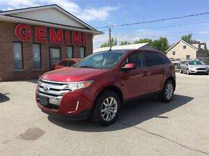 2014 Ford Edge SEL AWD Leather Roof Navi Mint