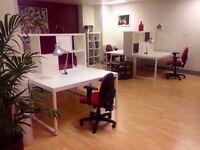 Versatile Medium Creative Studio w/ High Ceiling Ideal for Creative Professional - 24 / 7 Access!