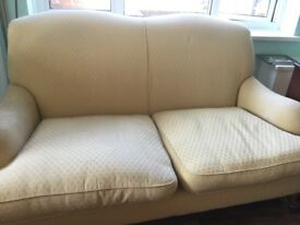 Laura Ashley 2 seater sofa. Good condition - some very faint marks see photos