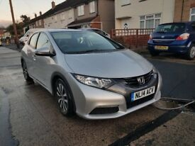 Honda civic 1.6 Diesel Cheapest on gumtree full service history