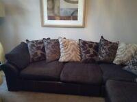 DFS Corner Sofa £300