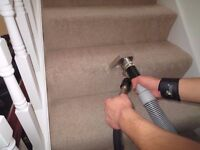 Get your carpets cleaned with our quality Carpet Cleaning service in Haringey, London